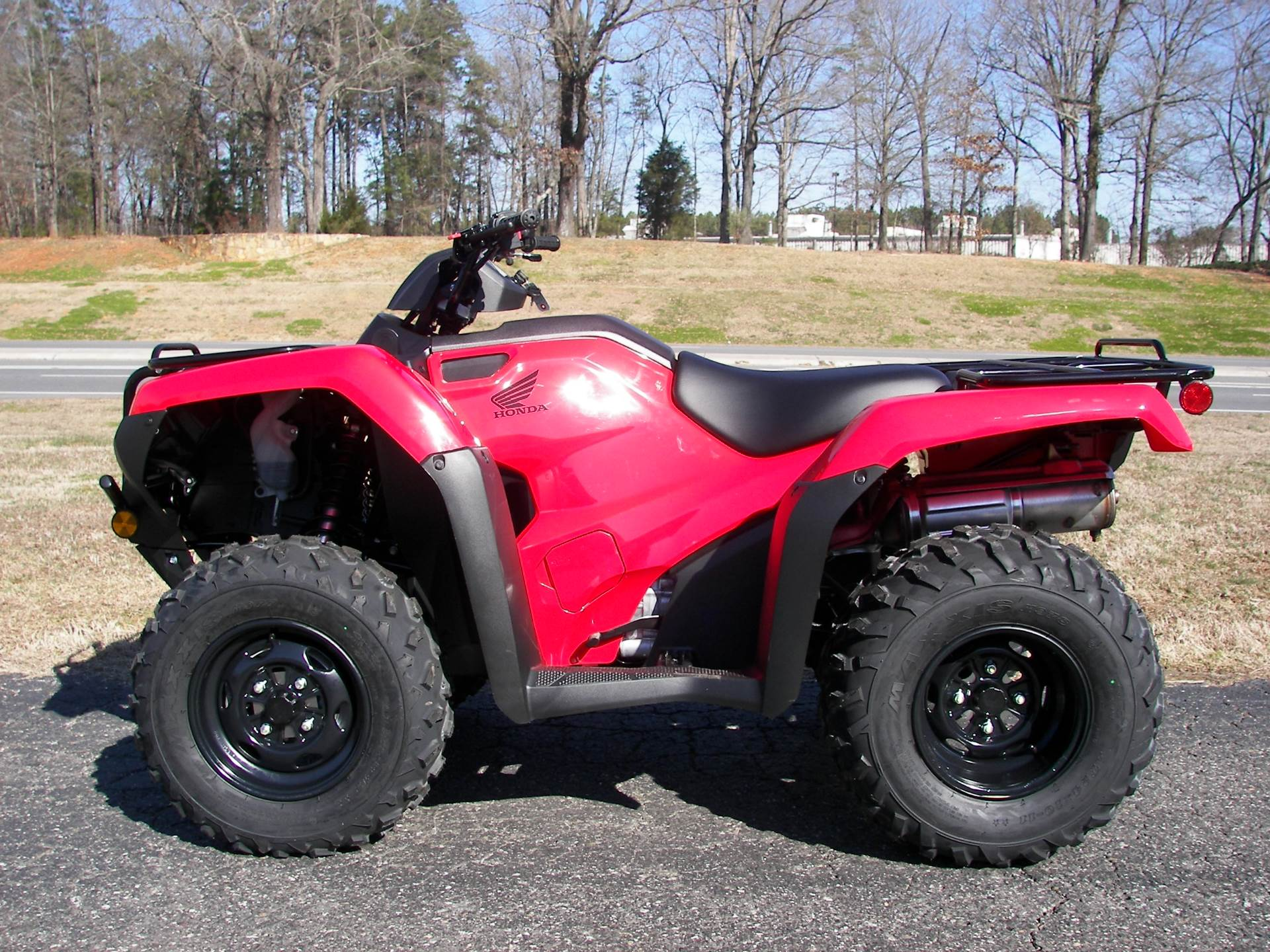 2019 Honda FourTrax Rancher in Shelby, North Carolina - Photo 2