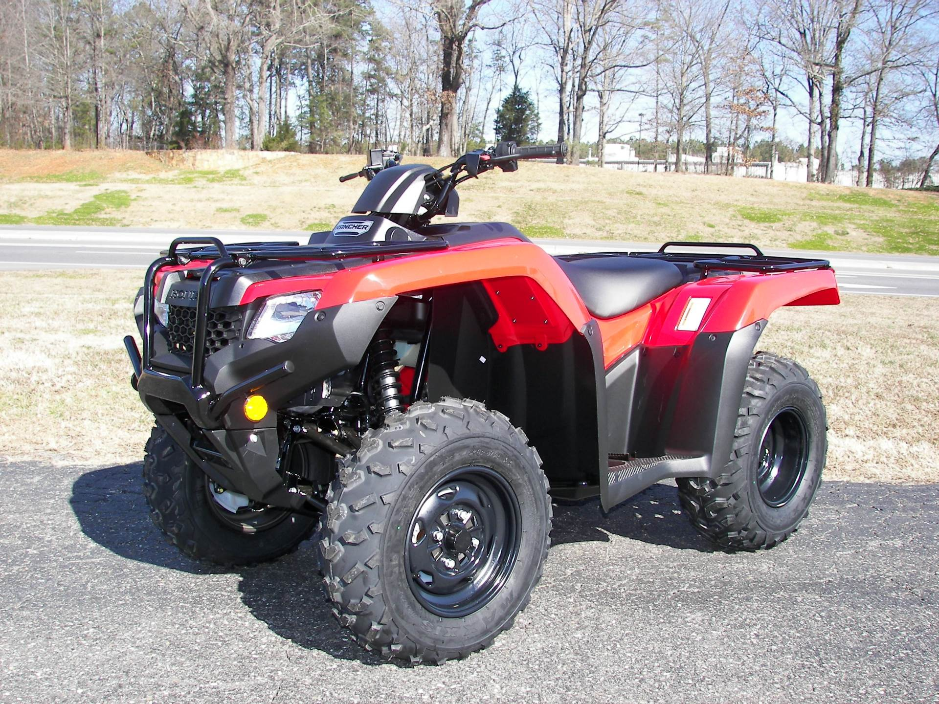 2019 Honda FourTrax Rancher in Shelby, North Carolina - Photo 3