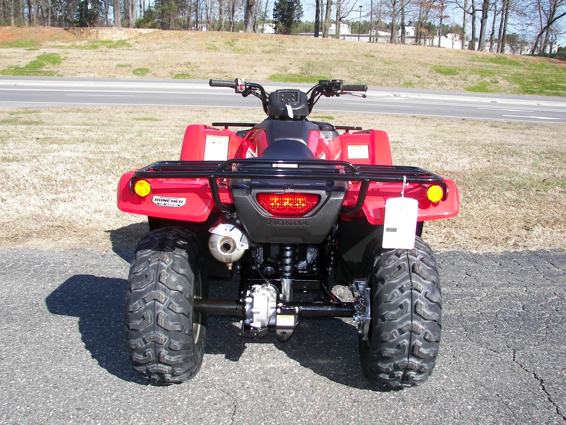 2019 Honda FourTrax Rancher in Shelby, North Carolina - Photo 6