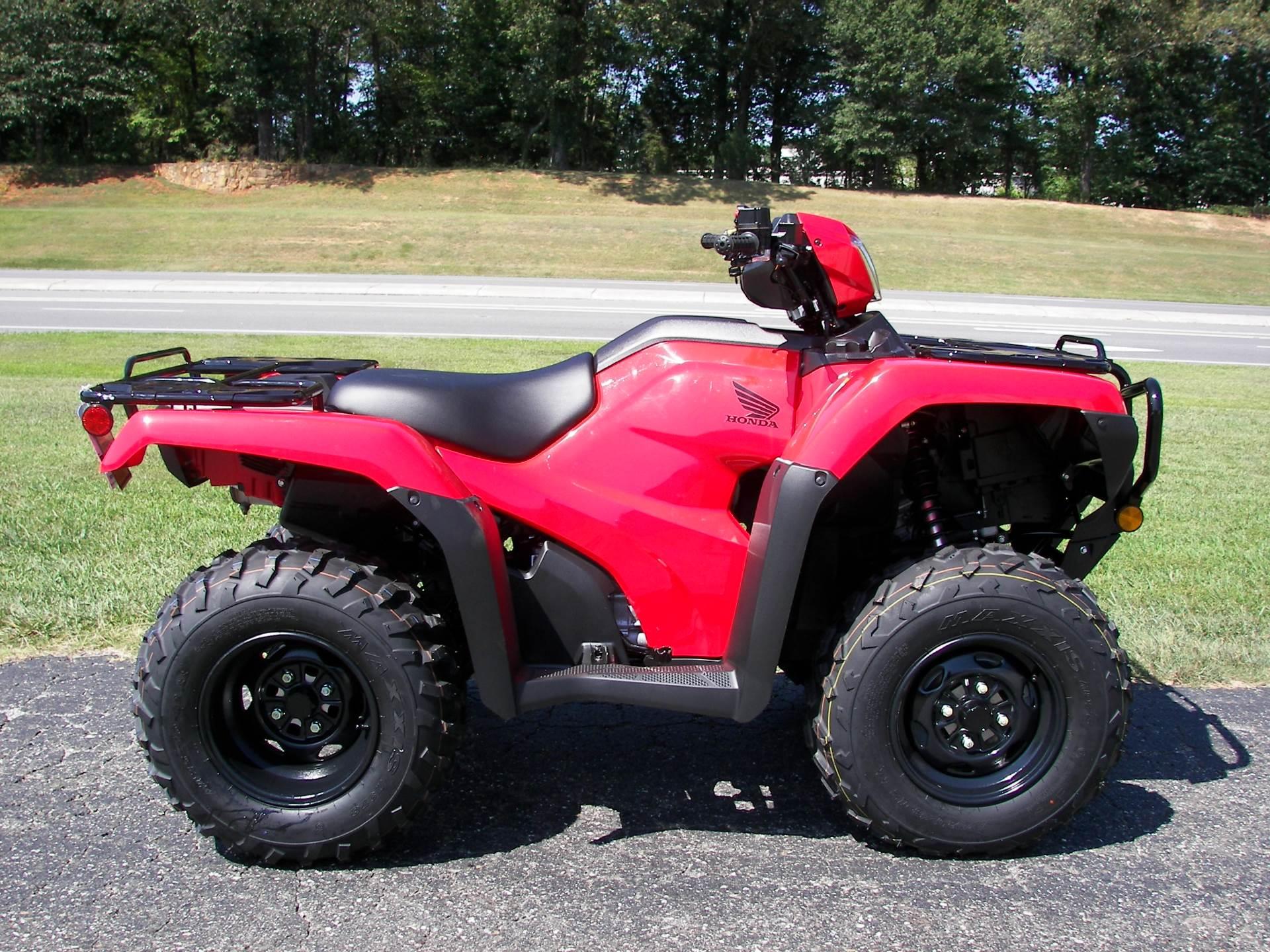 2020 Honda FourTrax Foreman 4x4 EPS in Shelby, North Carolina