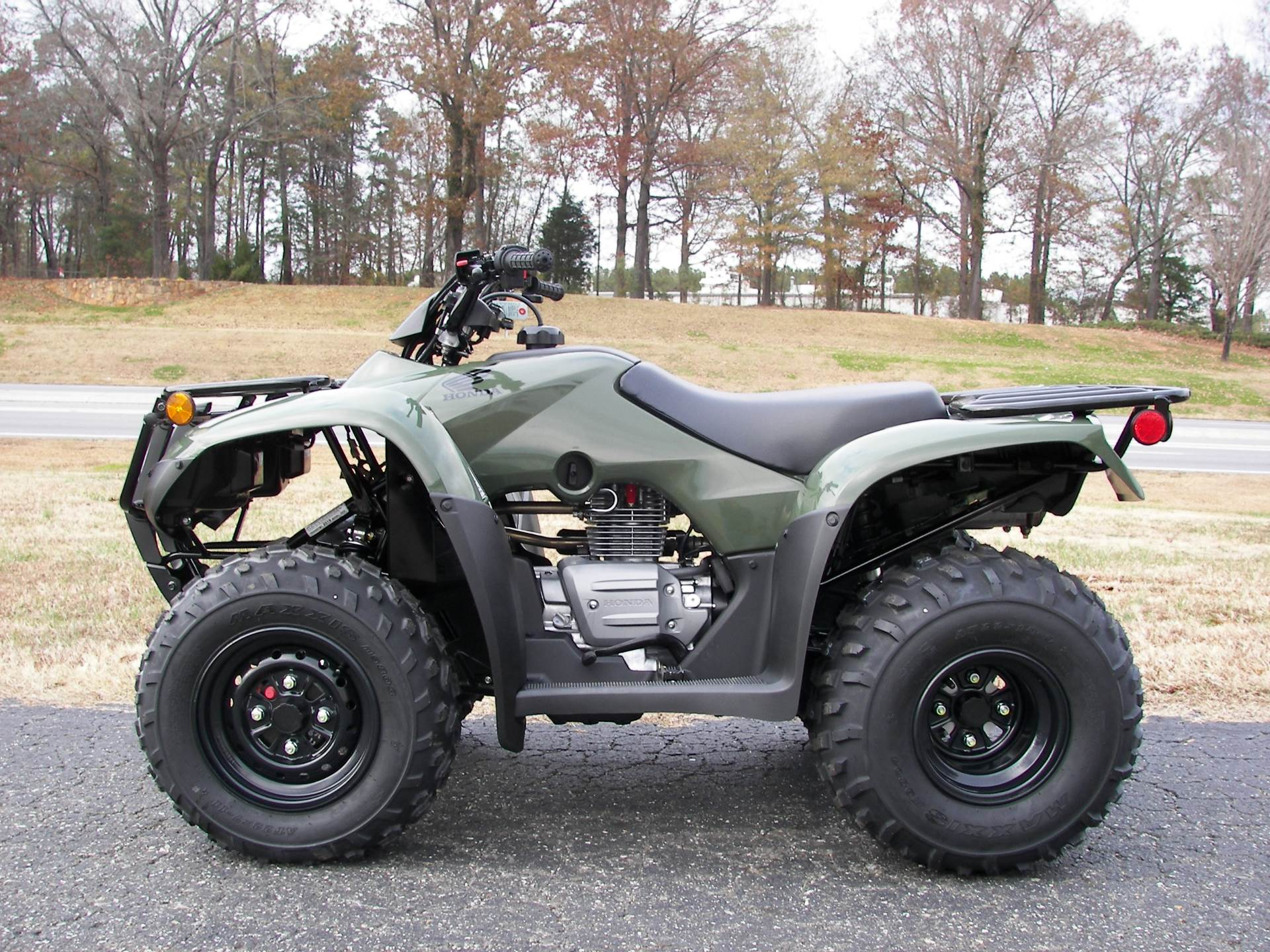 2019 Honda FourTrax Recon in Shelby, North Carolina - Photo 1