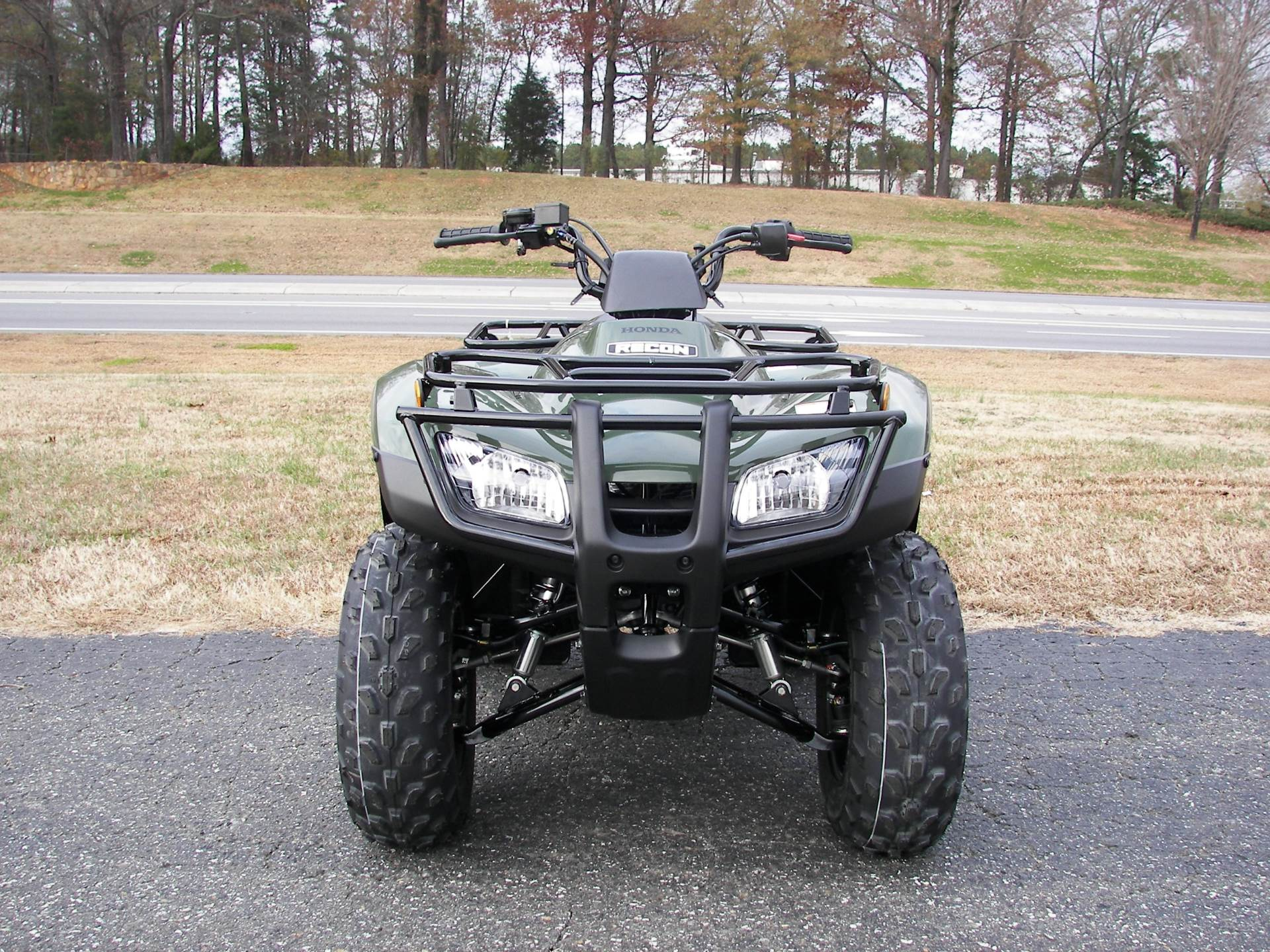 2019 Honda FourTrax Recon in Shelby, North Carolina - Photo 5