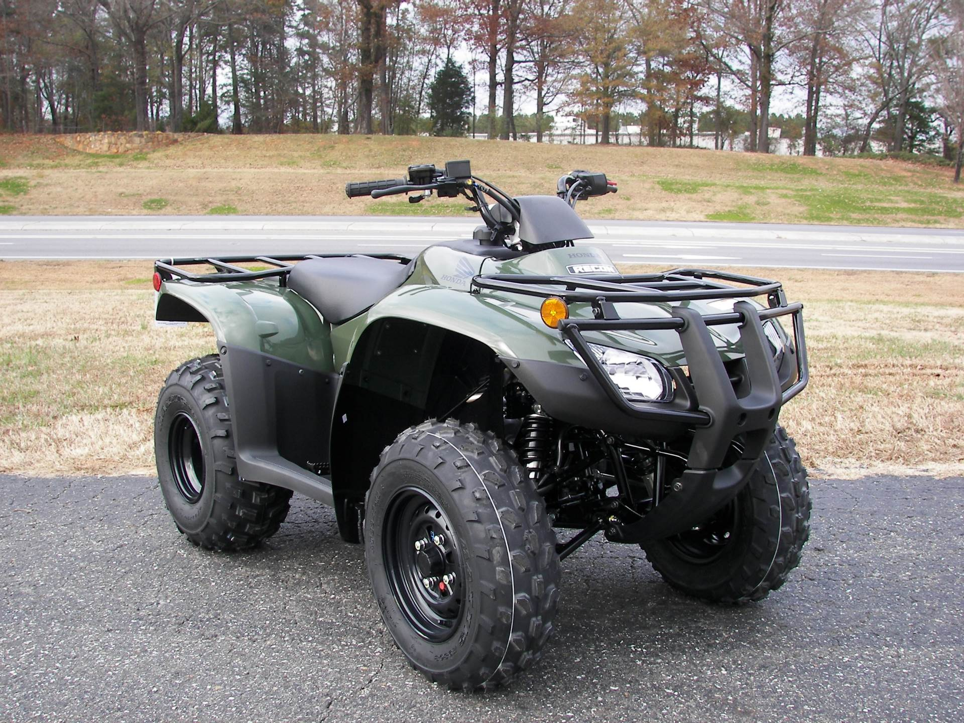 2019 Honda FourTrax Recon in Shelby, North Carolina - Photo 4