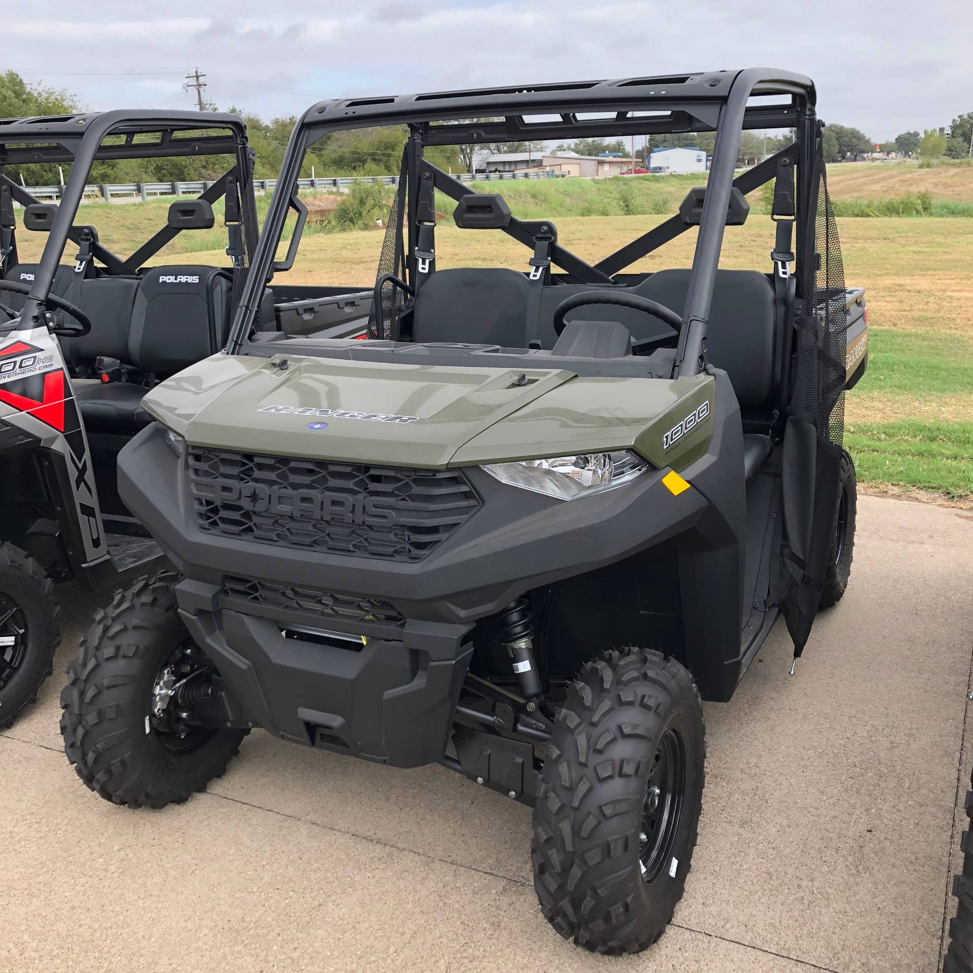 2020 Polaris Ranger 1000 in Whitney, Texas - Photo 1