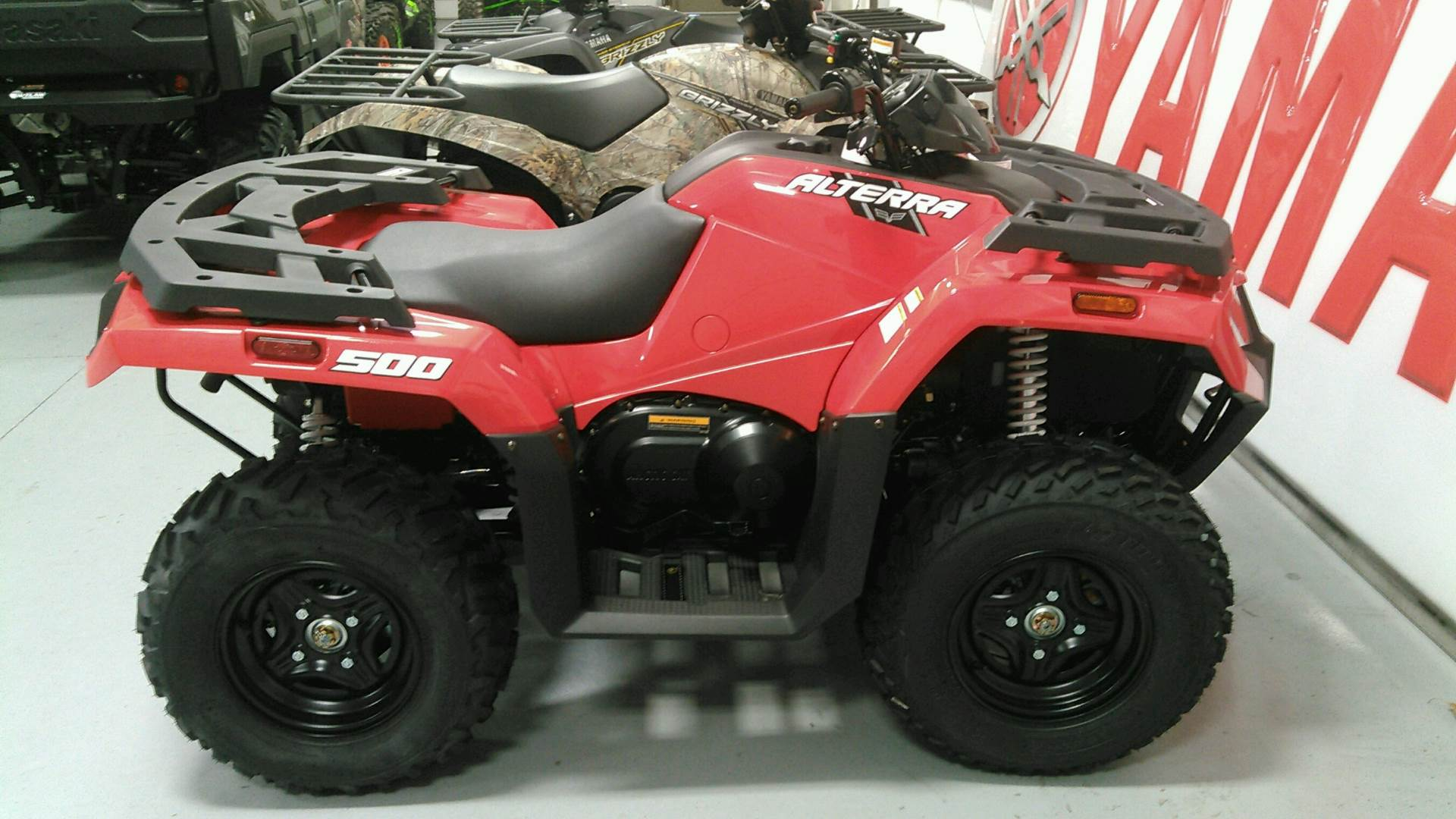 2018 Textron Off Road Alterra 500 in Harrisburg, Illinois