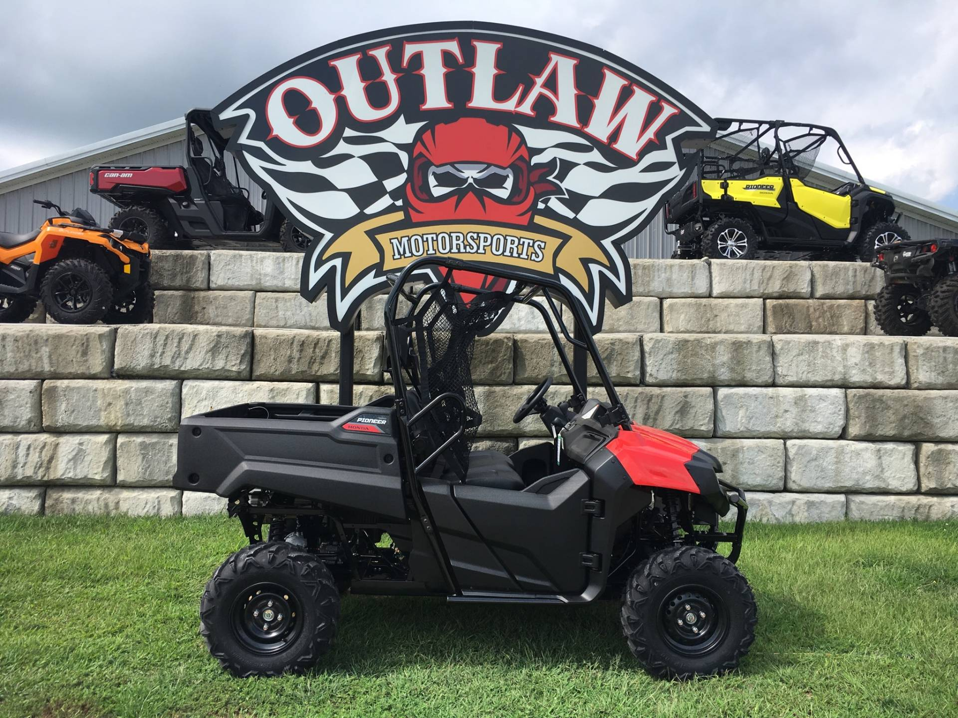 2018 Honda Pioneer 700 in Harrisburg, Illinois