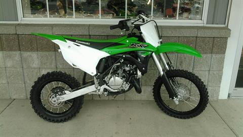 2017 Kawasaki KX85 in Harrisburg, Illinois