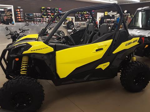 2019 Can-Am Maverick Sport DPS 1000R in Harrisburg, Illinois