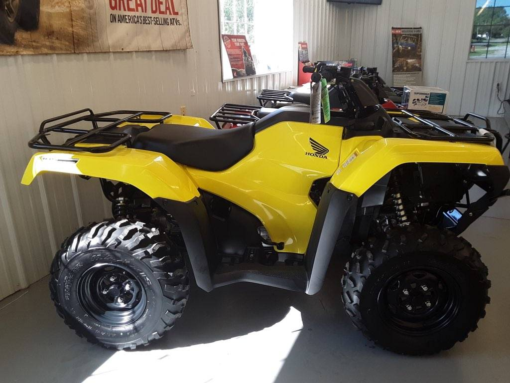 2018 Honda FourTrax Rancher 4x4 DCT IRS EPS in Harrisburg, Illinois