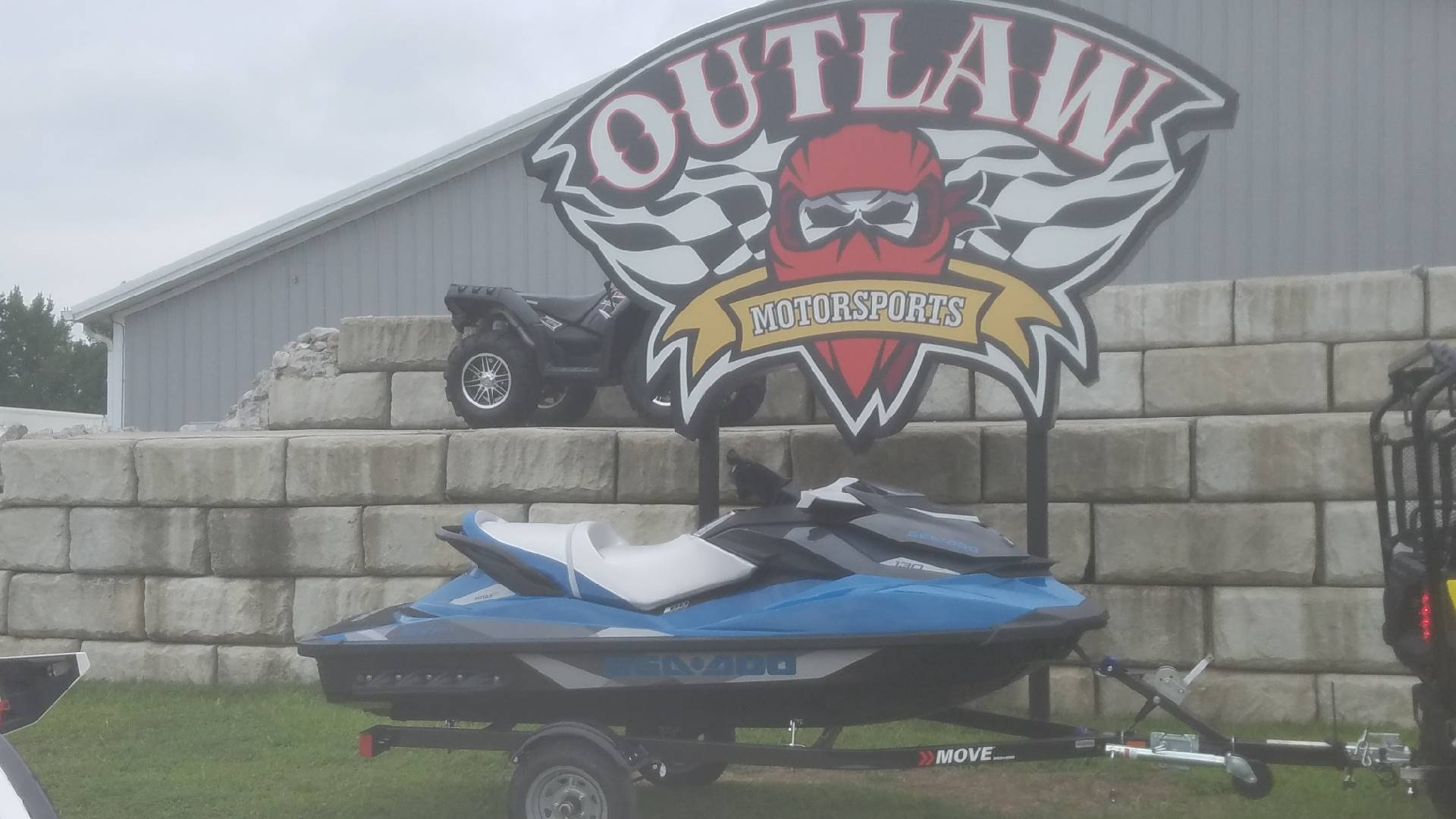 2018 SEA DOO GTI SE 130LBBM in Harrisburg, Illinois