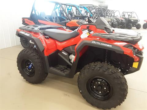 2019 Can-Am Outlander 650 in Harrisburg, Illinois - Photo 1
