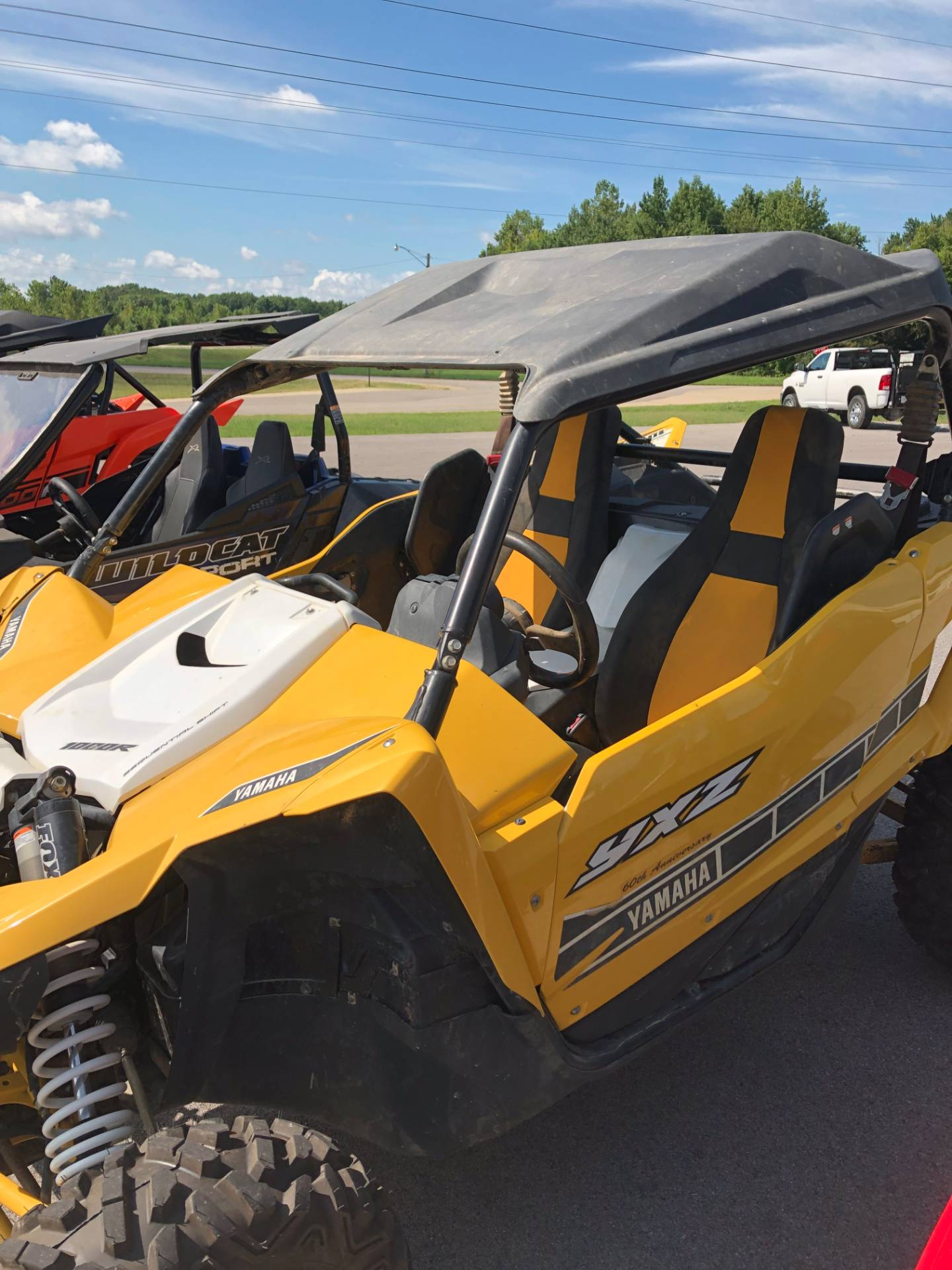 2016 Yamaha YXZ1000R in Harrisburg, Illinois - Photo 2