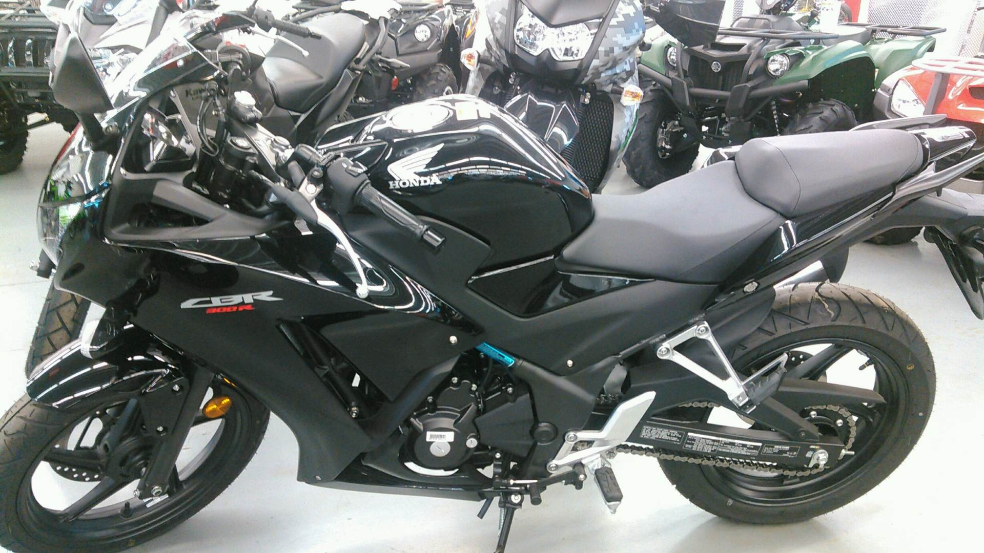 2016 Honda CBR300R in Harrisburg, Illinois