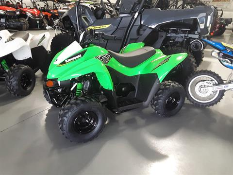 2019 Kawasaki KFX 50 in Harrisburg, Illinois