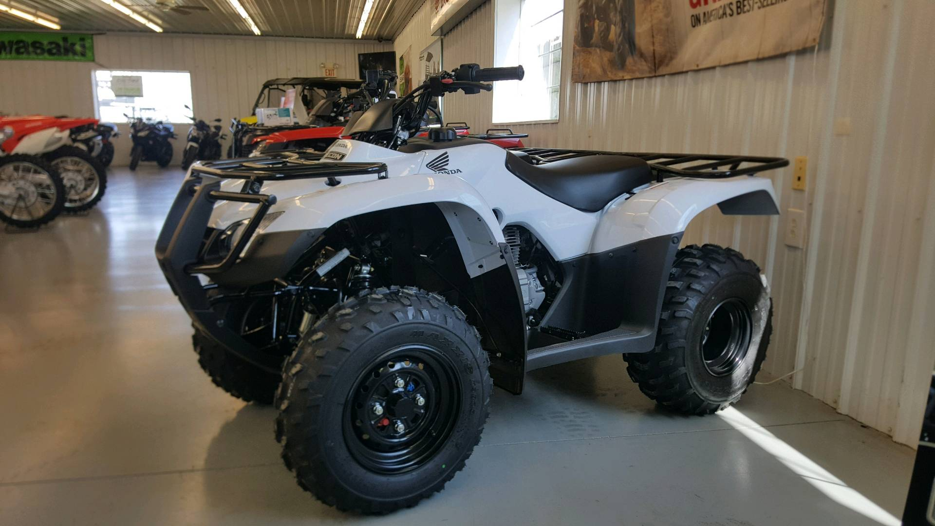 2018 Honda TRX250TMJ in Harrisburg, Illinois