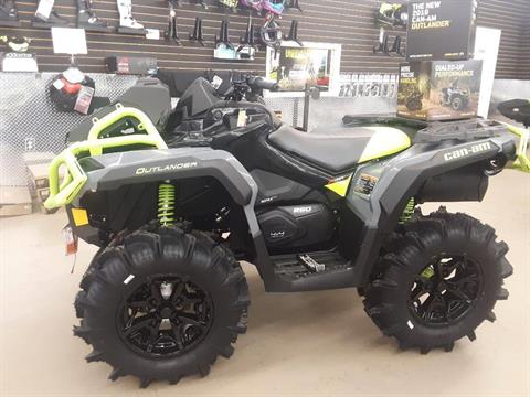 2020 Can-Am Outlander X MR 850 in Harrisburg, Illinois