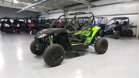 2017 Arctic Cat WILDCAT SPORT XTEPS in Harrisburg, Illinois