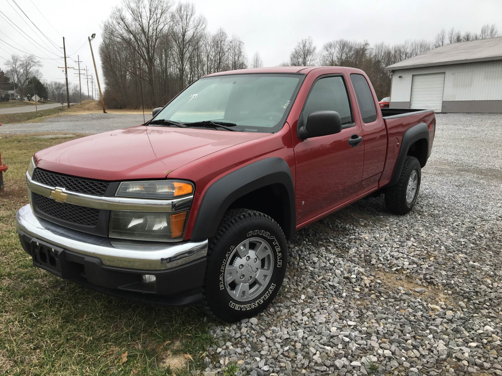 2006 chevrolet Colorado in Harrisburg, Illinois