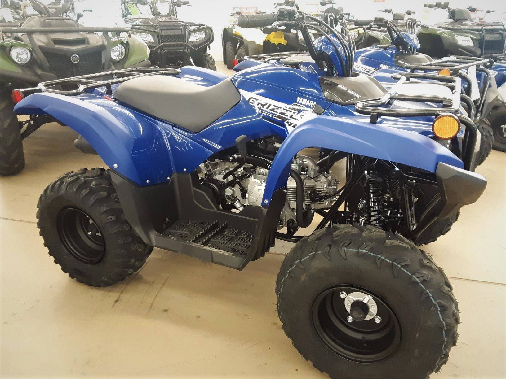 2020 Yamaha Grizzly 90 in Harrisburg, Illinois