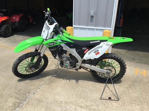 2016 Kawasaki KX250F in Harrisburg, Illinois