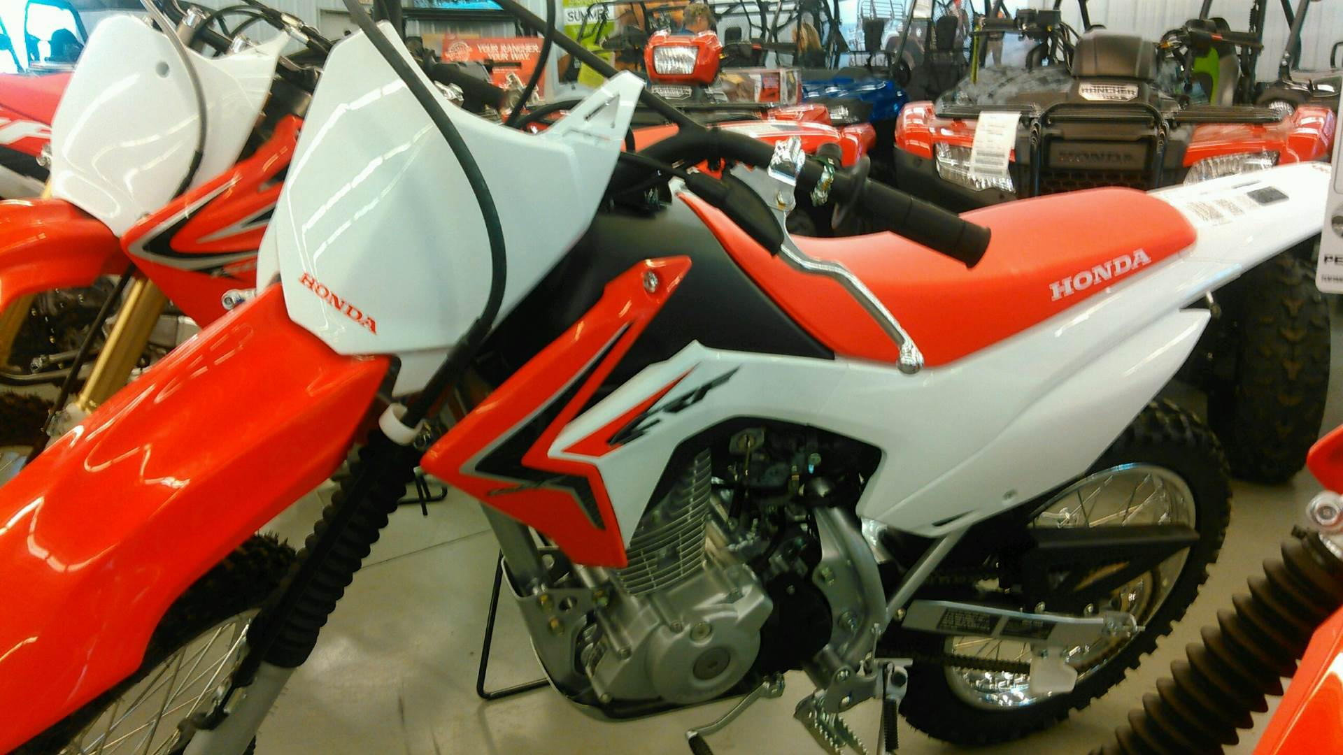 2017 Honda CRF150R in Harrisburg, Illinois