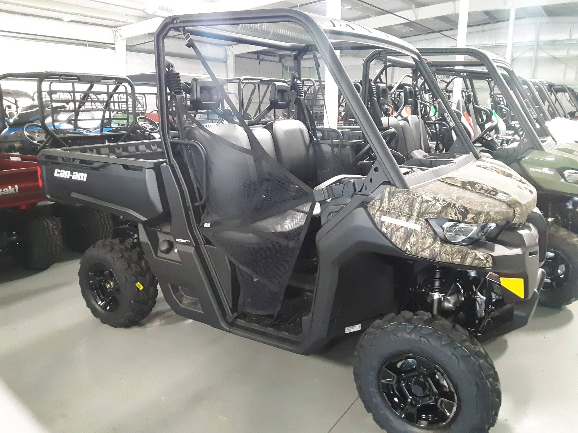 2019 Can-Am Defender DPS HD5 in Harrisburg, Illinois - Photo 1