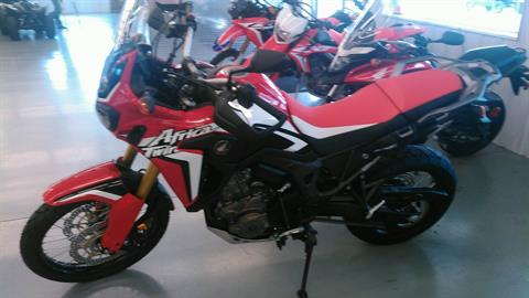 2017 Honda Africa Twin in Harrisburg, Illinois