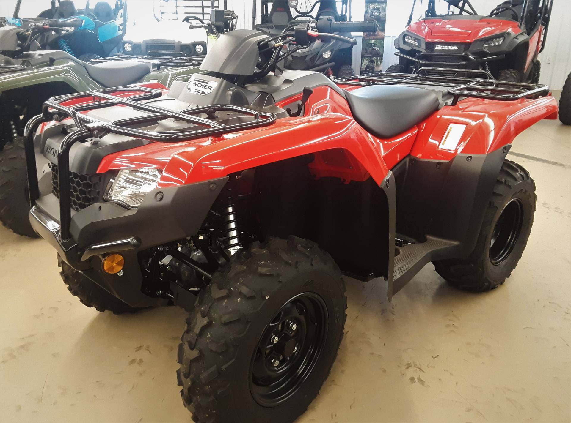2019 Honda FourTrax Rancher 4X4 in Harrisburg, Illinois
