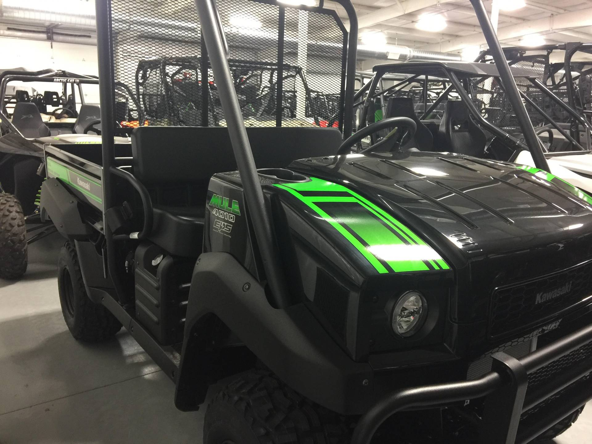 2018 Kawasaki KAF620TJF in Harrisburg, Illinois