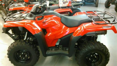 2017 Honda FourTrax Rancher 4x4 DCT IRS in Harrisburg, Illinois