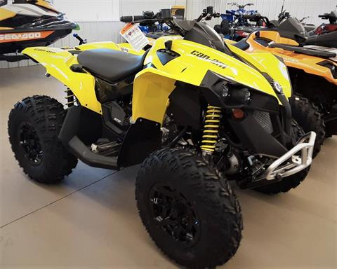 2019 Can-Am Renegade 570 EFI in Harrisburg, Illinois