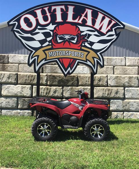 2019 Yamaha Grizzly EPS in Harrisburg, Illinois
