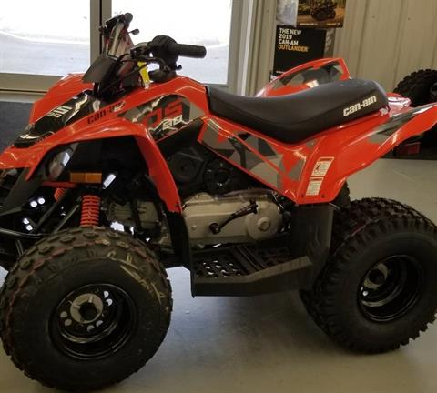 2019 Can-Am DS 90 in Harrisburg, Illinois