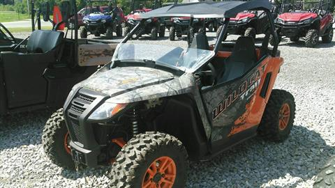 2016 Arctic Cat Wildcat Trail Limited Edition in Harrisburg, Illinois