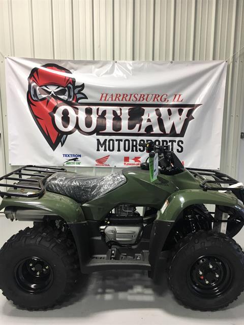 2018 Honda FourTrax Recon in Harrisburg, Illinois