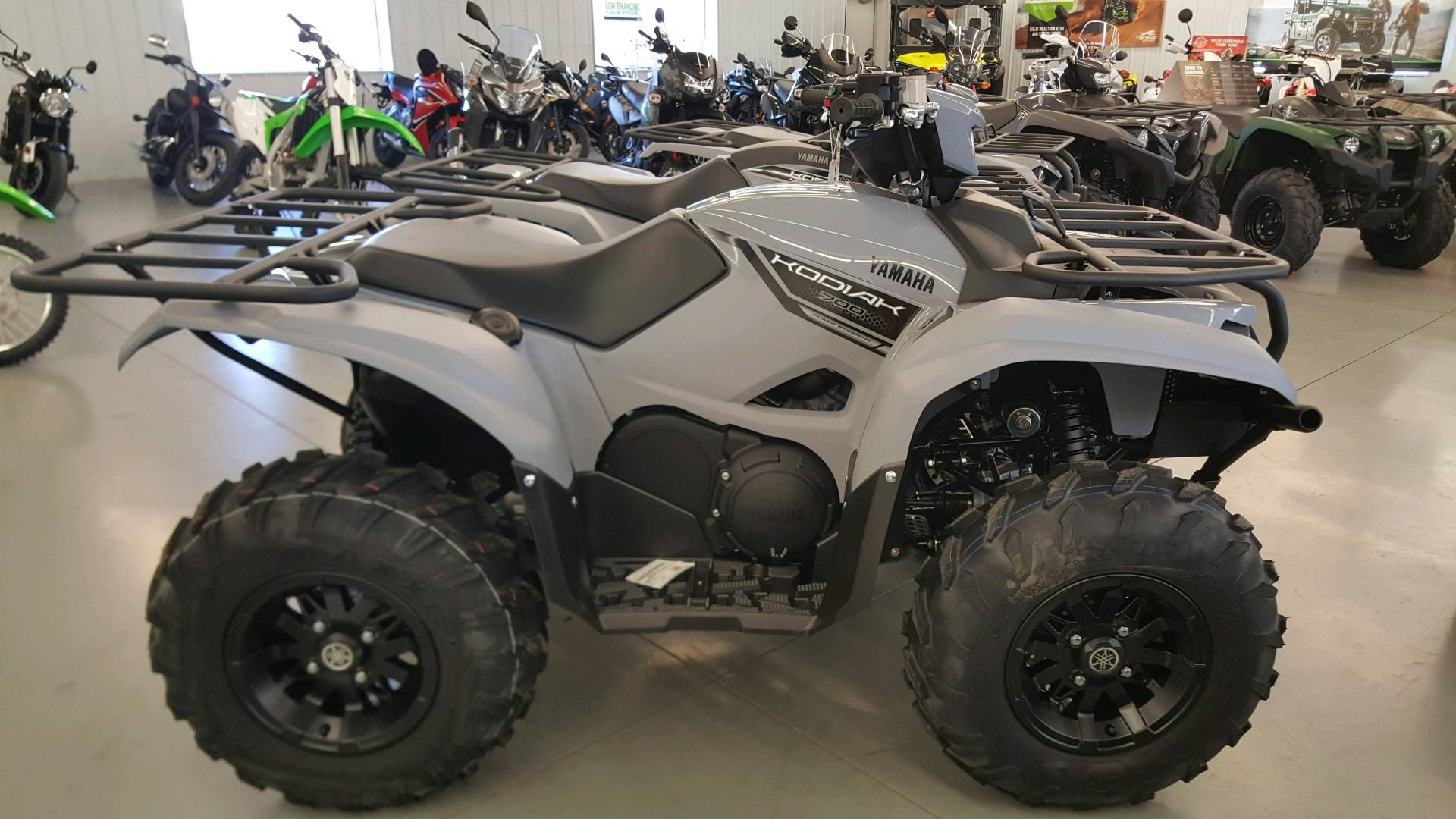 2018 Yamaha YFM70KPAJS-KODIAK in Harrisburg, Illinois