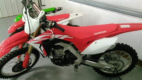 2017 Honda CRF450R in Harrisburg, Illinois