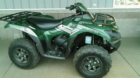 2017 Kawasaki Brute Force 750 4x4i in Harrisburg, Illinois