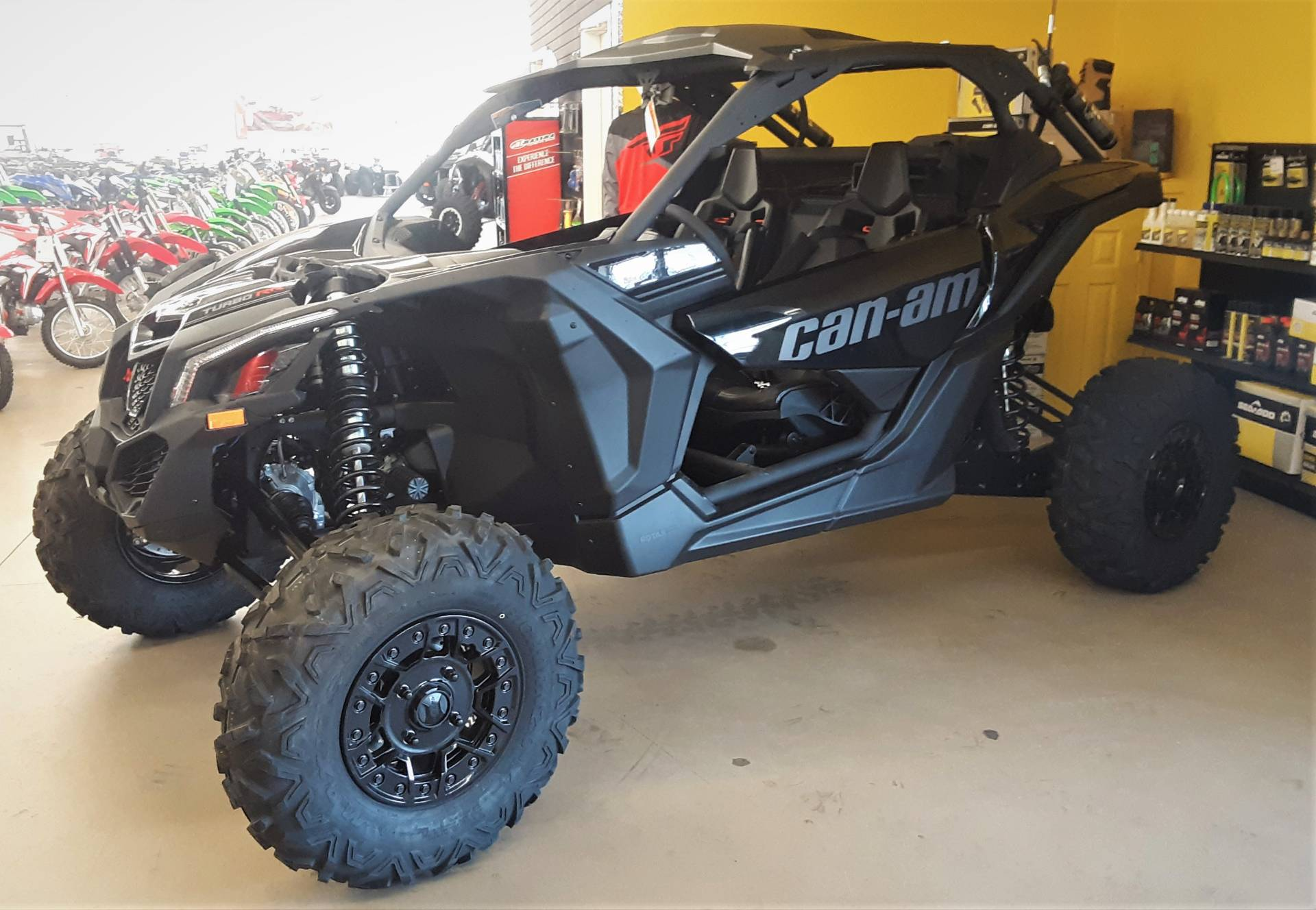 2020 Can-Am Maverick X3 X RS Turbo RR in Harrisburg, Illinois