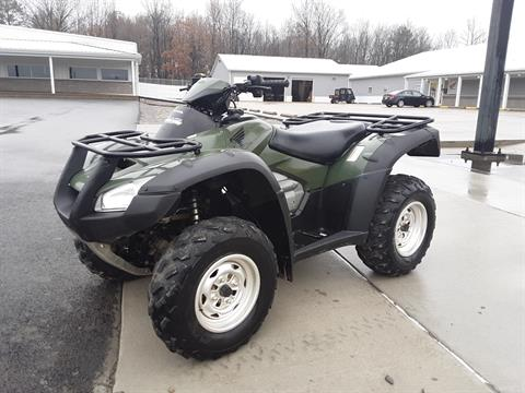 2016 Honda FourTrax Rincon in Harrisburg, Illinois
