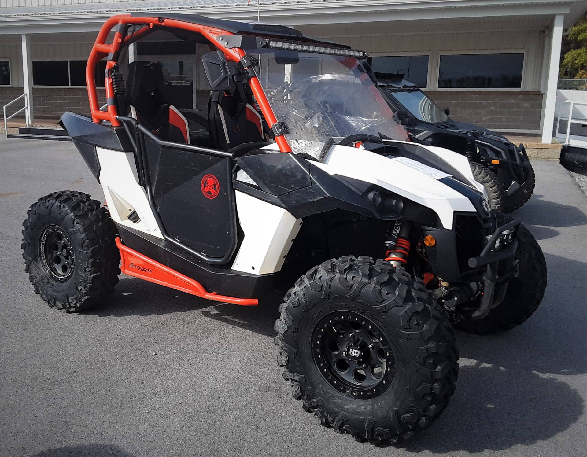 2015 Can-Am Maverick Sport 1000R X RS DPS in Harrisburg, Illinois
