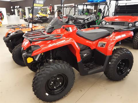 2019 Can-Am Outlander in Harrisburg, Illinois