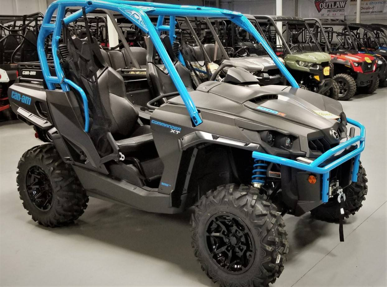 2019 Can-Am Commander XT 1000R EFI in Harrisburg, Illinois