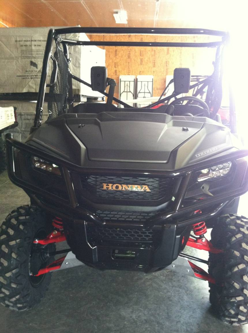 2018 Honda PIONEER SXS10M3LEJ in Harrisburg, Illinois
