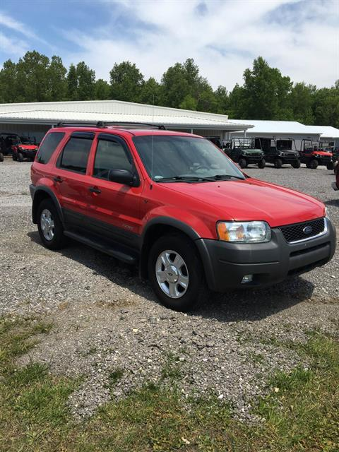 2002 Ford Escape in Harrisburg, Illinois