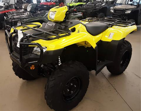2019 Honda FourTrax Foreman 4x4 in Harrisburg, Illinois