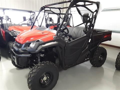 2018 Honda PIONEER SXS10M3J in Harrisburg, Illinois