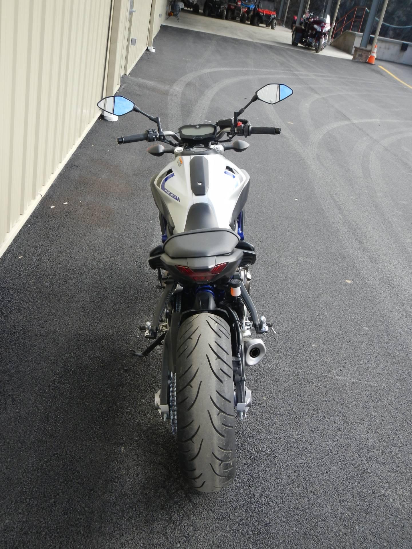 2016 Yamaha FZ-07 8
