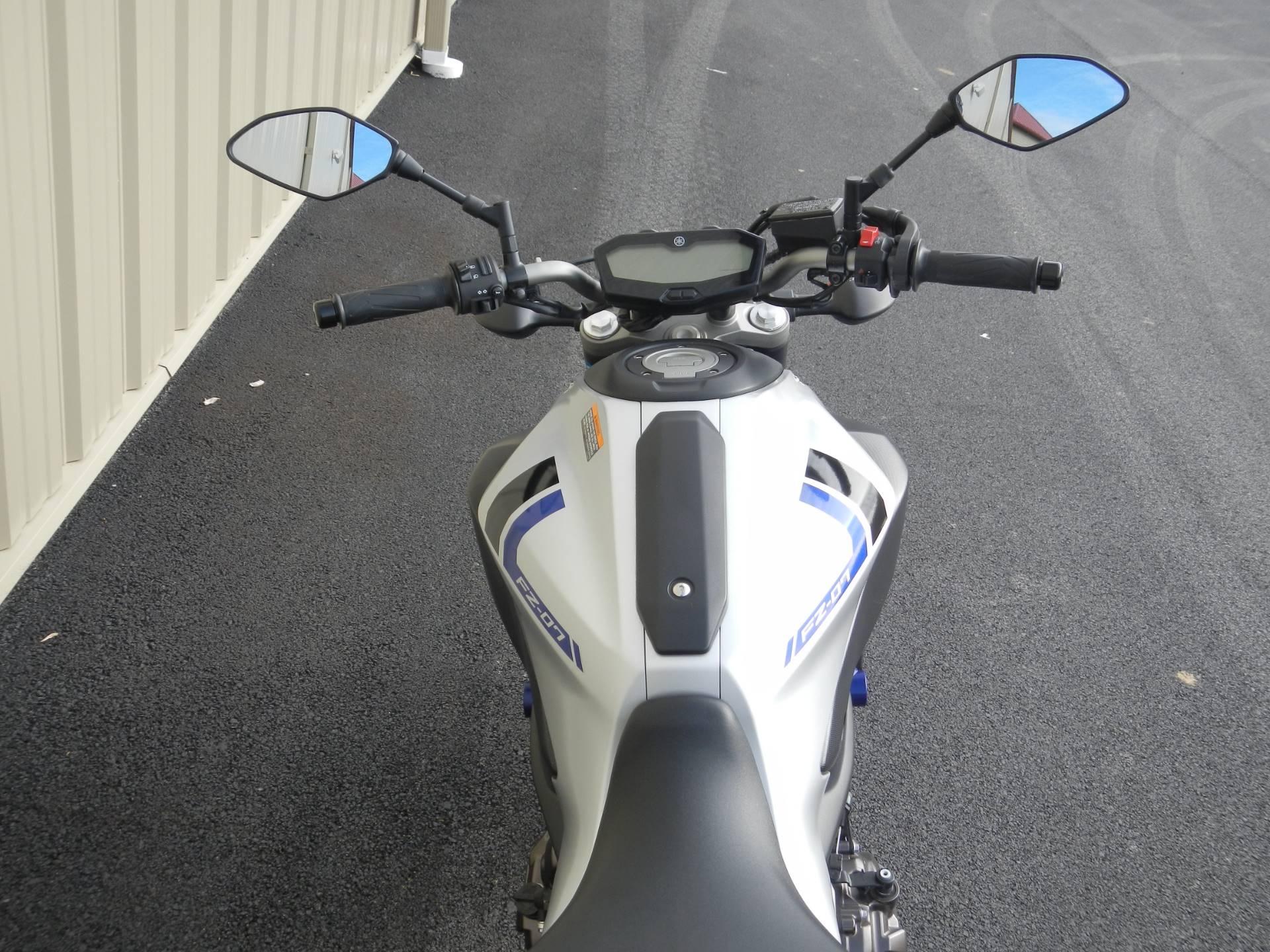 2016 Yamaha FZ-07 9