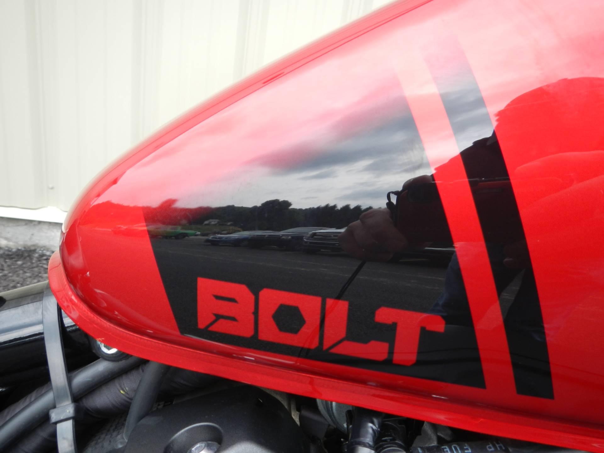 2015 Yamaha Bolt 12